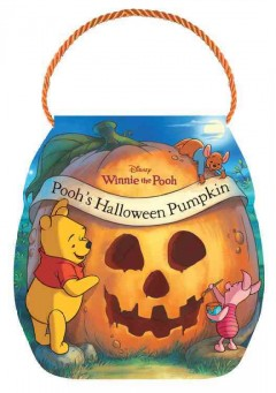 Pooh's Halloween pumpkin - Cathy Hapka