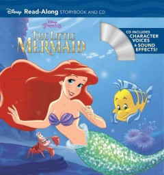 The little mermaid : read-along storybook and CD