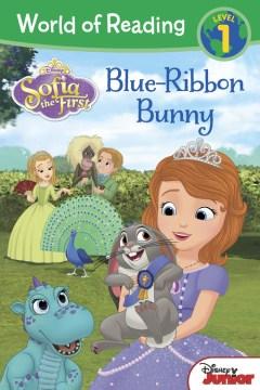 Blue-ribbon bunny - Sarah Nathan