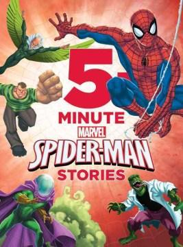 5-minute Marvel Spider-Man stories.