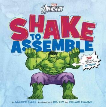 Shake to assemble - Calliope Glass