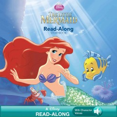 The Little Mermaid read-along storybook.