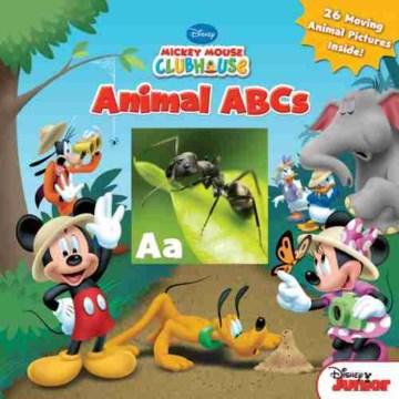 Animal ABCs - Marcy Kelman