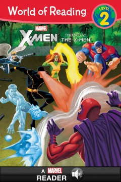 The story of the X-Men - Thomas Macri
