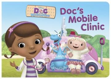 Doc's mobile clinic - Marcy Kelman