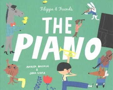 The piano - Marika Maijala
