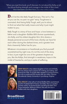 Kelly Tough : Live Courageously by Faith - Erin; Kelly Kelly