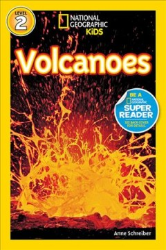 Volcanoes! - Anne Schreiber