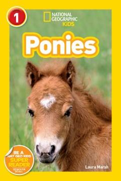 Ponies - Laura F Marsh