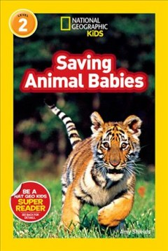 Saving animal babies - Amy Shields