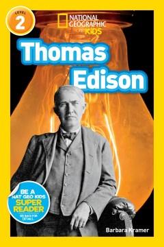 Thomas Edison - Barbara Kramer