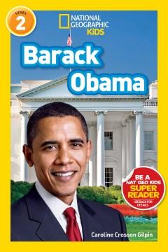 Barack Obama - Caroline Crosson Gilpin