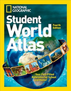 National Geographic student world atlas