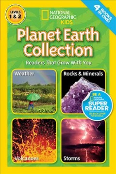 Planet Earth collection : readers that grow with you