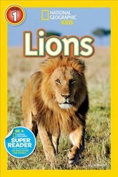 Lions - Laura Marsh