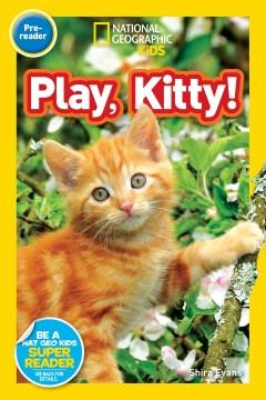 Play, kitty! - Shira Evans