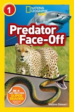 Predator face-off - Melissa Stewart
