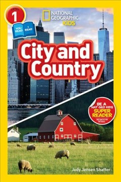 City and country - Jody Jensen Shaffer
