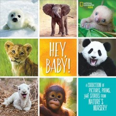 Hey, baby! : a collection of pictures, poems, and stories from nature's nursery  / Stephanie Drimmer - Stephanie Warren Drimmer