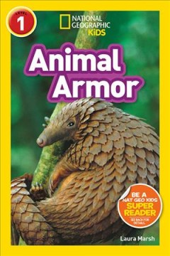 Animal armor - Laura F Marsh
