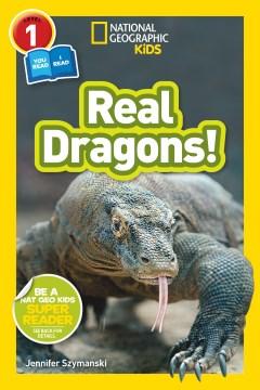 Real dragons - Jennifer Szymanski