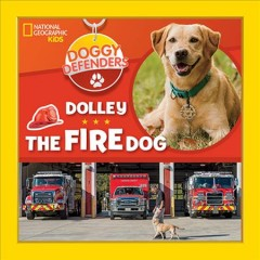 Dolley the fire dog - Lisa Gerry