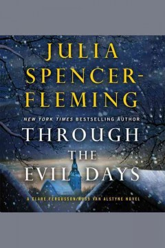 Through the evil days : a Clare Fergusson - Julia Spencer-Fleming