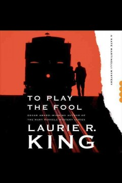 To play the fool - Laurie R King