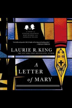 A letter of Mary - Laurie R King