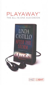 After the storm : a Kate Burkholder novel - Linda Castillo