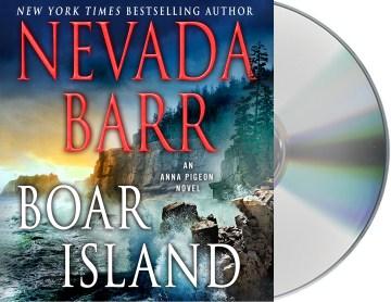 Boar Island - Nevada Barr