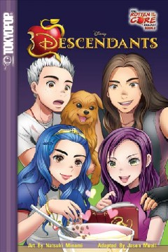 Descendants, the rotten to the core trilogy Volume 2 - Jason Muell