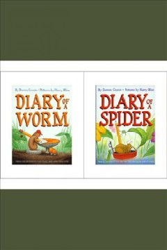 Diary of a spider - Doreen Cronin