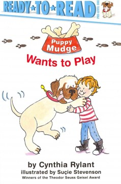 Puppy Mudge wants to play - Cynthia Rylant