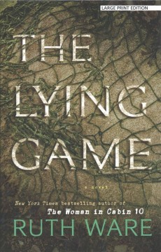 Lying Game - Ruth Ware