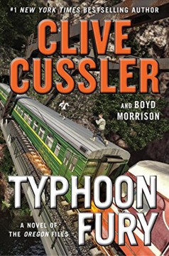 Typhoon fury : a novel of the Oregon files - Clive Cussler
