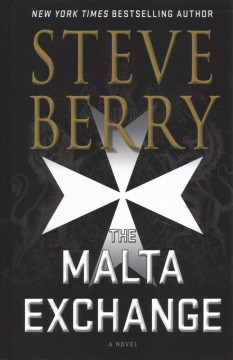The Malta exchange - Steve Berry