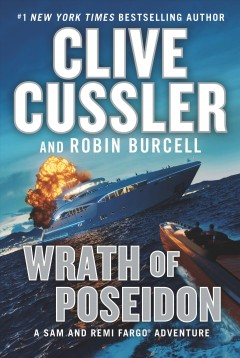 Wrath of Poseidon - Clive Cussler