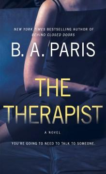 The therapist - B. A Paris