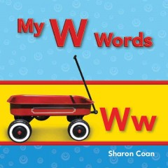 My W words - Sharon Coan