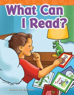 What can I read? - Suzanne I Barchers