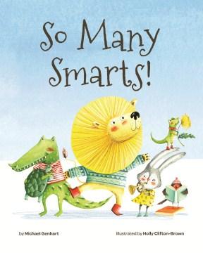 So many smarts! - Michael Genhart