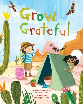 Grow Grateful - Sage; Lasser Foster-lasser