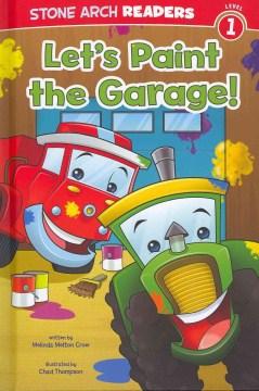 Let's paint the garage! - Melinda Melton Crow