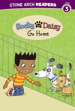 Rocky and Daisy go home - Melinda Melton Crow
