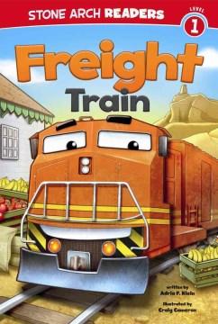 Freight Train - Adria F. (Adria Fay) Klein