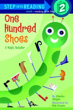 One hundred shoes : a math reader - Charles Ghigna