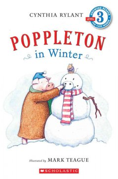 Poppleton in winter - Cynthia Rylant