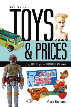 Toys & prices - Mark Bellomo