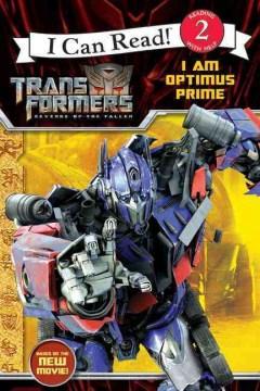 I am Optimus Prime - Jennifer Frantz